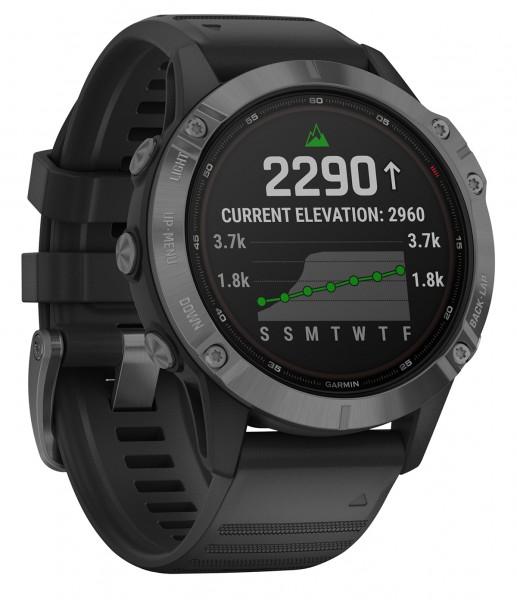 Garmin Fenix 6 Pro Solar GPS Multisport Smartwatch