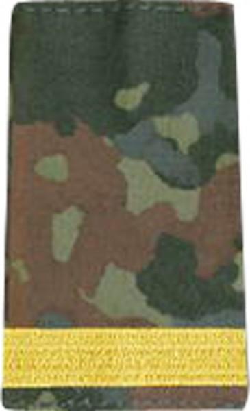 BW Rangschl. Leutnant zur See Marine Tarn/Gold