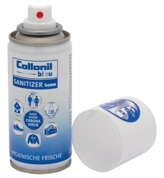Collonil Bleu SANITIZER home Flächendesinfektionsmittel 100ml Spray