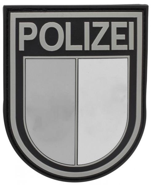 3D Ärmelabzeichen Polizei Mecklenburg-Vorpommern (Blackops)