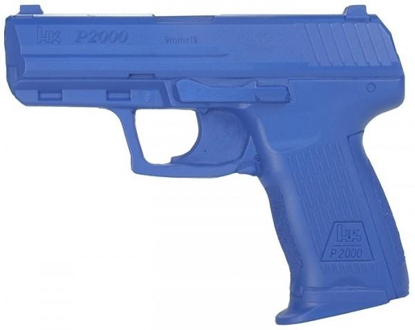 BLUEGUNS Trainingswaffe H&K P2000