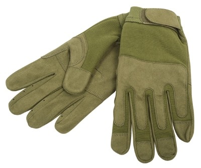 Handschuhe Mil-Tec Army Gloves Oliv