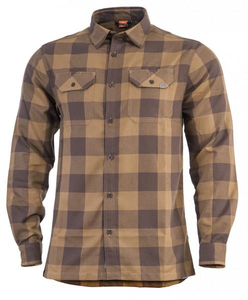 Pentagon Drifter Flannel Shirt