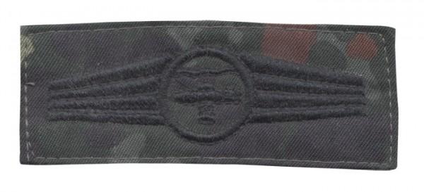 BW Tätigk.Abz. Unterwasserwaffenpers.Tarn/Schwarz