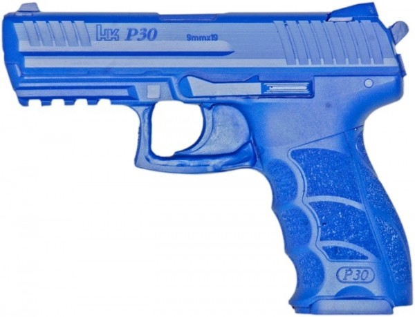BLUEGUNS Trainingswaffe H&K P30