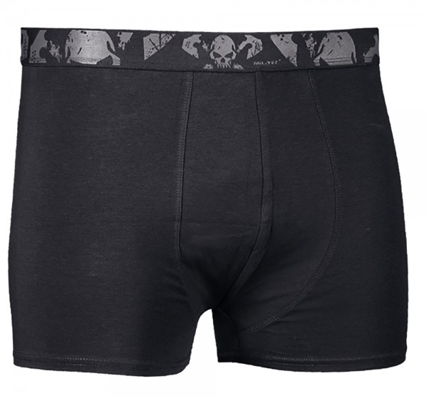 Mil-Tec Boxer Shorts Skull 2er Pack
