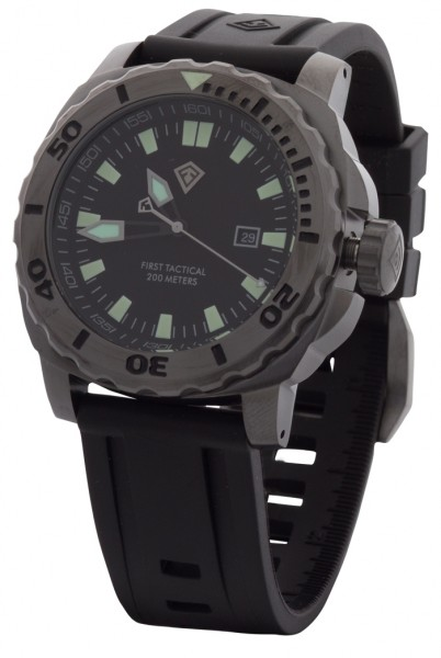 First Tactical Fathom Dive Watch | Recon Company