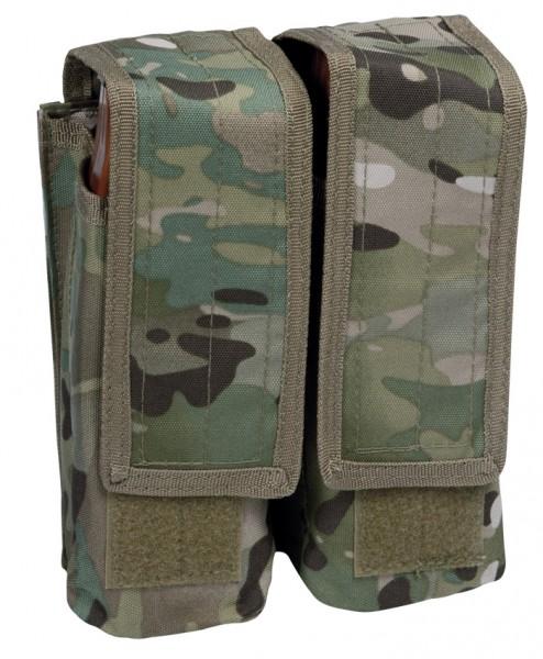 Doppel Magazintasche AK47/74 Multitarn