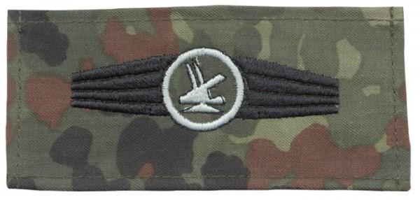 BW Tätigkeitsabz. Luftwaffe-Sicherung Tarn/Silber