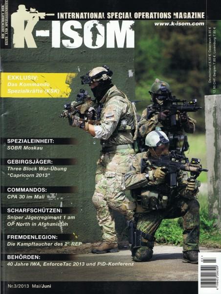 Kommando Magazin K-ISOM Ausgabe: 29 Nr.3/2013