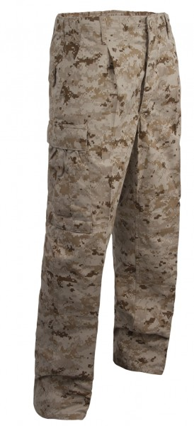 USMC Marpart Pants Original Desert Digital