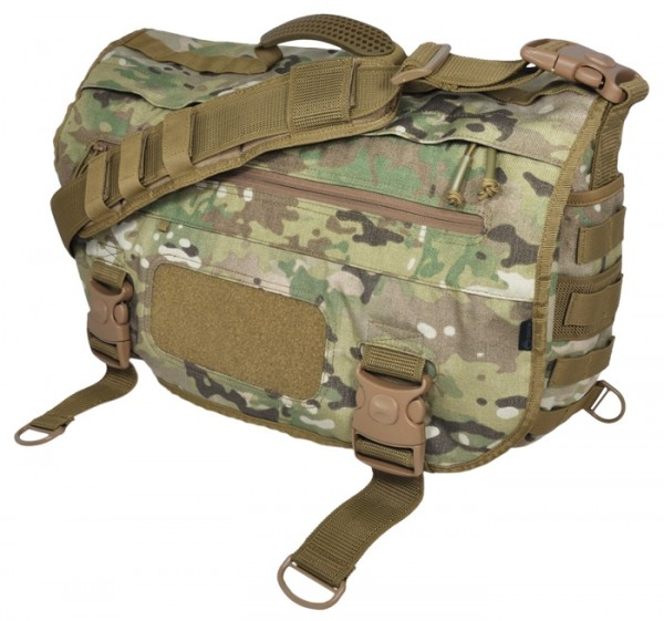 Hazard 4 Defense Courier Bag Multicam