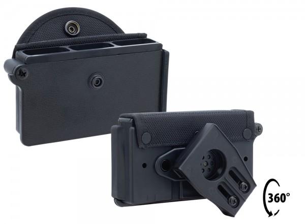 ESP Kunststoffbehälter für 3 Textilhandfesseln