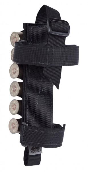 Condor Shotgun Reload Buttcuff Schwarz