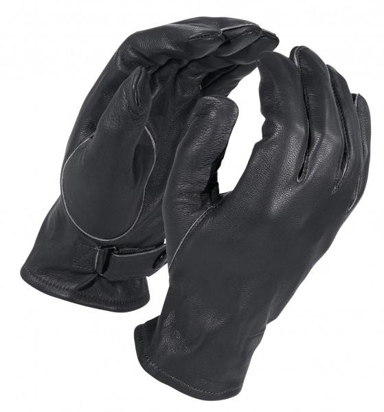 BW Handschuhe Leder Gefüttert