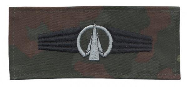 BW Tätigkeitsabz. Raketenpersonal Tarn/Silber