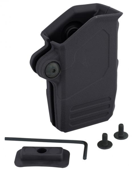 Radar Magazinhalter 9 mm für Oberschenkelplattform