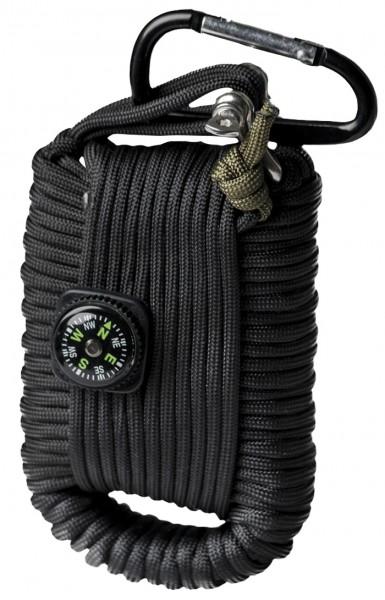 Mil-Tec Parachute Cord Survival Kit Large