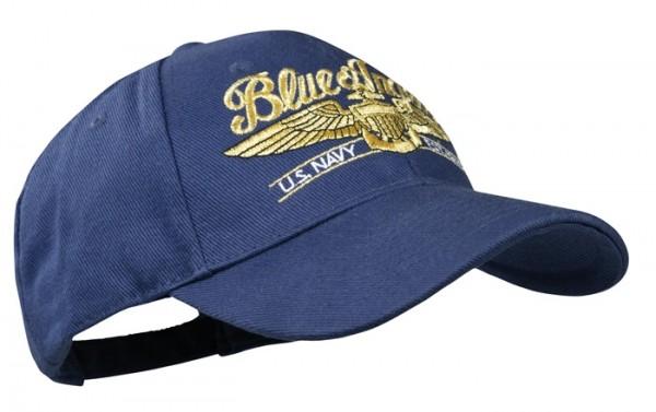 Baseball Cap Blau U.S. Navy Blue Angels