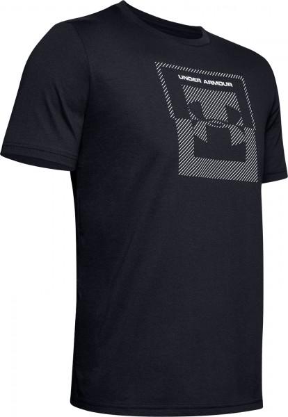 Under Armour Inverse Box Logo T-Shirt