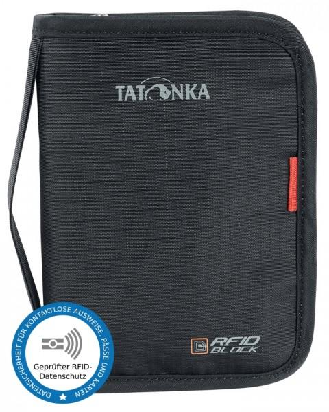 Tatonka Travel Zip M mit RFID-Ausleseschutz