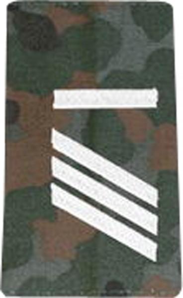 BW Rangschl. Hauptgefreiter UA Tarn/Silber Klett