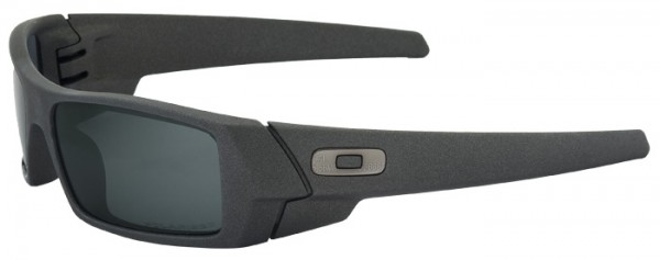 Oakley SI Gascan Cerakote Cobalt/Black Iridium Polarized