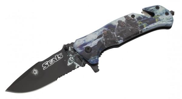 Albaionx Rettungsmesser 3D Print SEALS