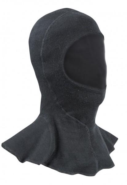 BW Gesichtsschutz Flammhemmend Schwarz Gebraucht