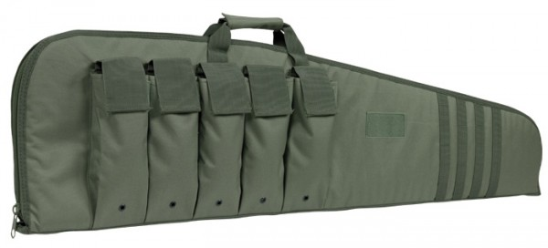 Rifle Case m.Gurt Oliv 120cm