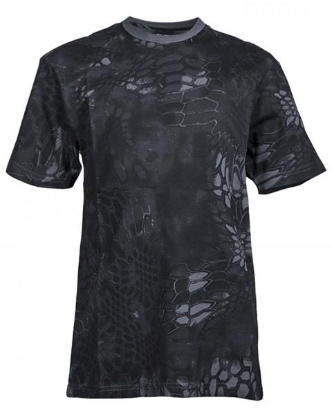 Mil-Tec T-Shirt Kids Mandra Night