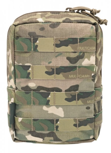 Warrior Large Molle Medic Pouch Multicam