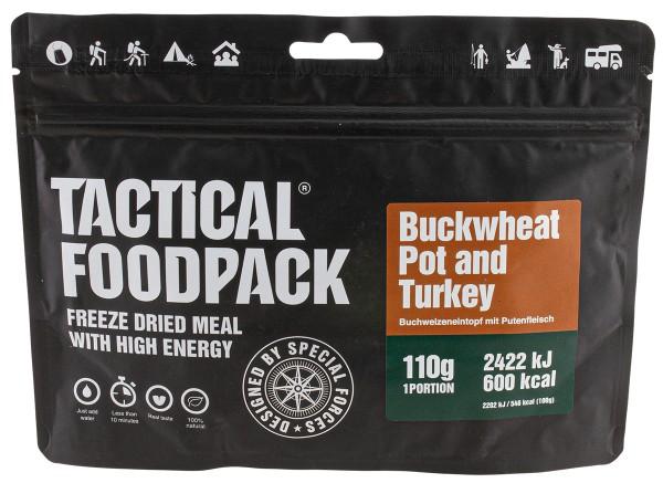 Tactical Foodpack - Buchweizeneintopf mit Putenfleisch