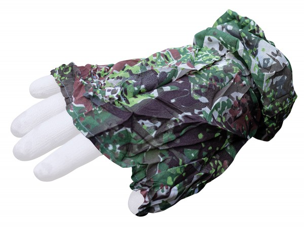 GHOSTHOOD Hand-Camo Handstulpen