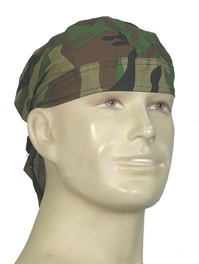 Headwrap Woodland