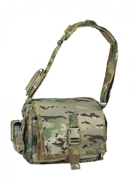 Warrior Grab Bag with Command Panel Multicam