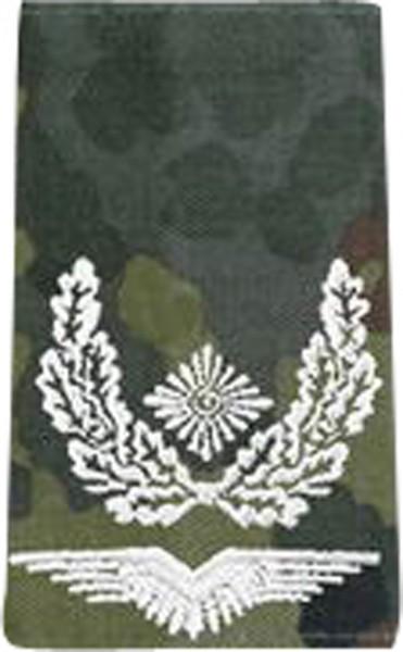 BW Rangschl. Major Luftwaffe Tarn/Silber