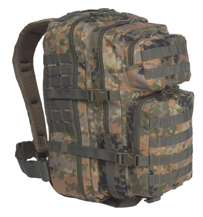 US Assault Pack Large Flecktarn