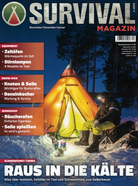 Survival Magazin 4-2020
