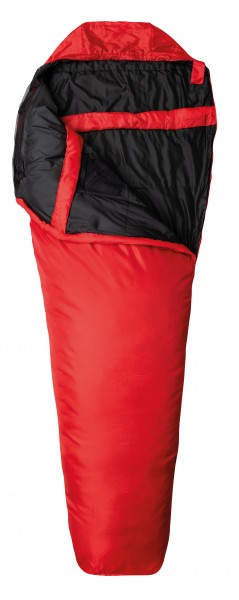 Snugpak Schlafsack Travelpak 1 Flame Red