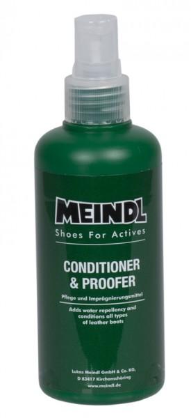 Meindl Conditioner & Proofer - Grüne Flasche 9777