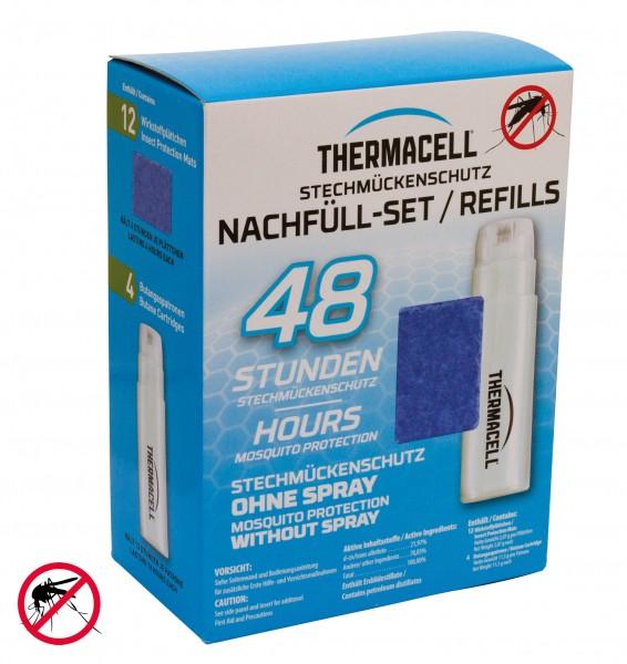 Thermacell Mückenabwehr Nachfüllpackung 48 Stunden