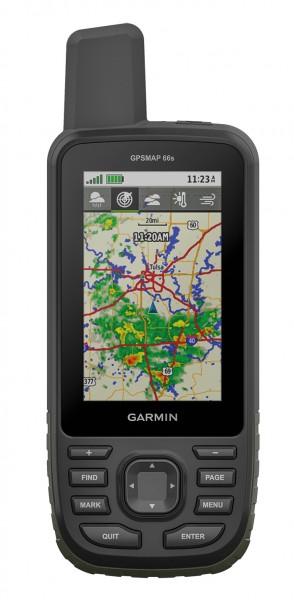 Garmin GPSMAP 66s GPS Navigationsgerät