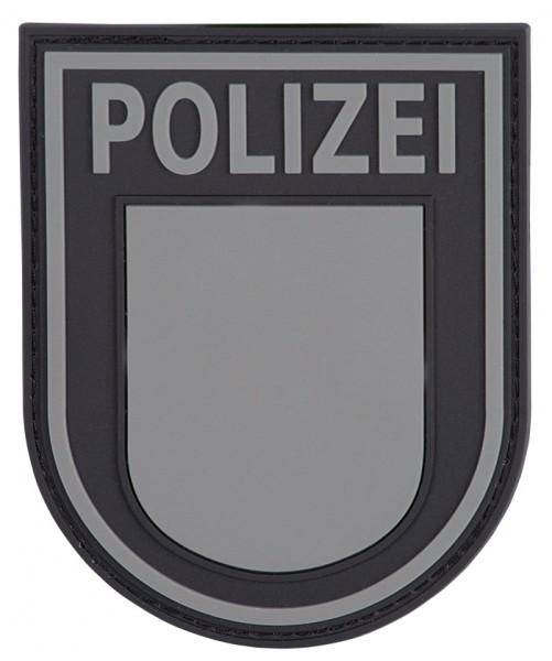 3D Ärmelabzeichen Polizei Hamburg (Blackops)