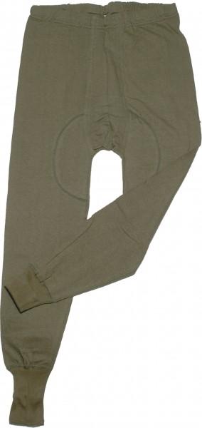 BW Unterhose Lang Oliv