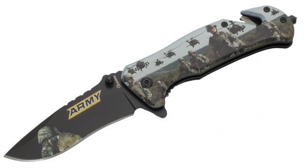 Albaionx Rettungsmesser 3D Print ARMY