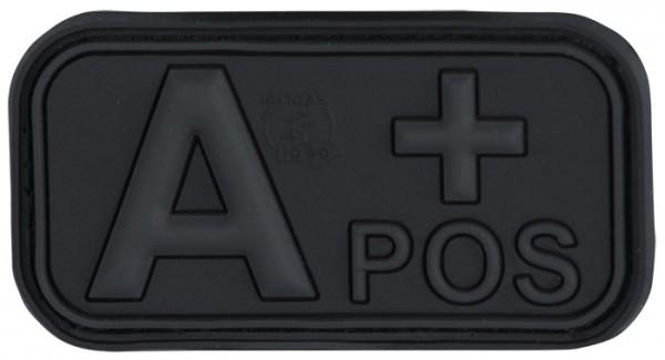 3D Blutgruppenpatch Blackops A pos +