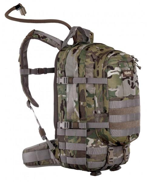 Source Assault Hydration Cargo Pack