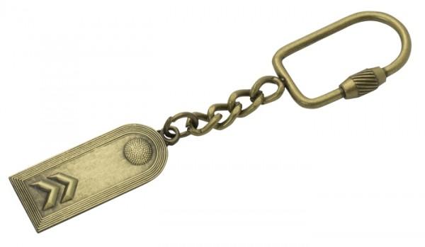 Schlüsselanhänger Dienstgrad Oberfeldwebel