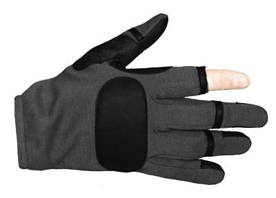 Handschuhe Taktik Schwarz